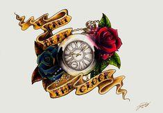 pocket watch by IAmJordanReay