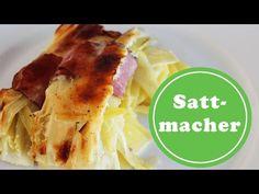 Schinken-Lauch-Rollen mit Käse überbacken als WeightWatchers-Sattmacher   Rezept   Wie abnehmen? - So abnehmen