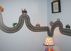 The largest selection of peel & stick wall decals, custom wall decals and wall graphics, wall murals & more. Always fast, fun, easy and affordable. Boys Car Bedroom, Big Boy Bedrooms, Baby Boy Rooms, Baby Boy Nurseries, Transportation Room, Custom Wall Decals, Peel And Stick Wallpaper, Wall Murals, Bedroom Ideas