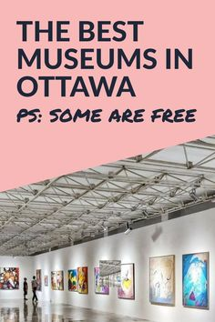 Here is a list of the best museums in Ottawa. If you are looking for free museums in Ottawa, make sure to click over for more amazing details. We have listed some of the best Museums in Ottawa for you to enjoy for free Ways To Travel, Travel Hacks, Travel Tips, Ottawa Museum, Ottawa Art Gallery, Stuff To Do, Things To Do, Free Museums, Visit Canada