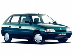 Citroen Ax Picture | Citroen Ax 1989 Debut, Dimension, DTR, Echo, Echo Plus, RD, TGD, TZD Photos