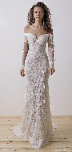 Dimitrius Dalia 2018 Wedding Dress #weddingdress