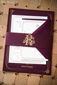 27 Timeless Burgundy And Gold Fall Wedding Ideas - Weddingomania Gold Wedding Stationery, Burgundy Wedding Invitations, Cheap Wedding Invitations, Save The Date Invitations, Vintage Wedding Invitations, Wedding Invitation Wording, Wedding Stationary, Invitation Design, Invitation Cards