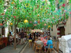 fiestas de gracia barcelona -