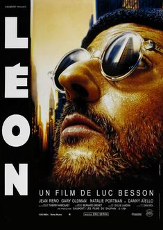 Léon - Directed and written by Luc Besson. Starring Jean Reno, Gary Oldman and Natalie Portman Jean Reno, Gary Oldman, Natalie Portman, The Professional Movie, Professional Poster, Professional Drone, Professional Profile, Professional Development, Film D'action