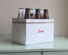 How to customize a 6-pack for a special someone