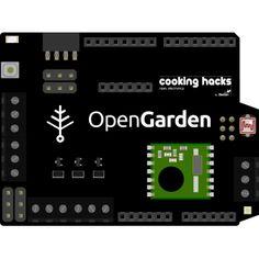 Open Garden - Hydroponics & Garden Plants Monitoring for Arduino