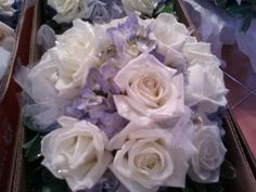 Daughter's wedding flower's provided by Jacqueline's Florist & Gifts, South Amboy, NJ