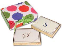Bebelle Initial Gift Box Set