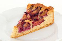 easy German prune cake - original German recipe