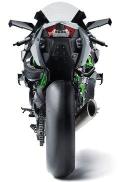 KAWASAKI Ninja H2R Kawasaki Ninja 300, Kawasaki Motorcycles, Chopper, Ninja Bike, Motorcycle Wallpaper, Concept Motorcycles, Speed Bike, Super Bikes, Motorcycle Bike