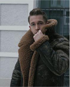 Sheepskin jacket, Munich