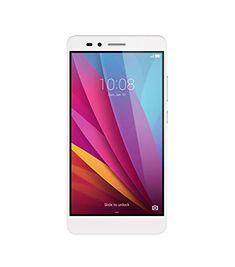 5b9e75a3d1 (Certified REFURBISHED) Huawei Honor 5X (Silver)