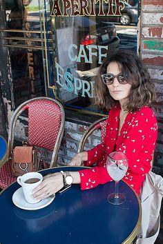 Parisian Vibes – Initials LA