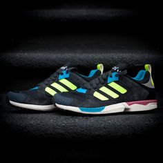 934c16242 This week s the ZX 5000 RSPN. A reinvention of the ZX aesthetic for 2014  with vivid new colourways and all of the original edge.