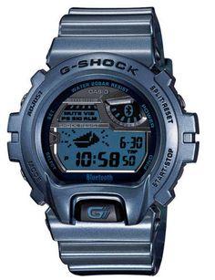 Casio launches G-Shock Bluetooth Watch