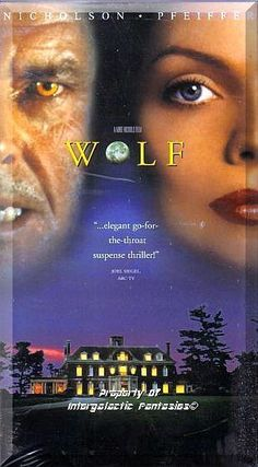 Jack Nicholson stars as a top editor for a New York publishing house, who is bitten by a wolf and begins to turn into a werewolf, just as a billionaire tycoon buys the company and replaces Nicholson with a back-stabbing yuppie. Nicholson, snarling with rage, bites the yuppie, who also begins to grow hair and fangs. The result is a canny portrait of the emotional climate in the New York publishing industry.  Only $7.49 with Free Shipping!