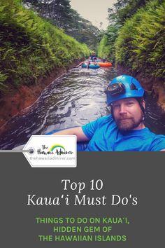 A shortlist of things to do on Kauai. The must-do Hawaii experiences waiting for you on Kauai, shining star of the Hawaiian Islands. Lihue Hawaii, Princeville Hawaii, Hawaii Hikes, Kauai Vacation, Hawaii Honeymoon, Hawaii Travel, Honeymoon Outfits, Italy Vacation, Vacation Ideas