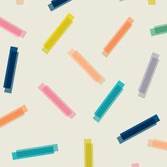 print & pattern: CARDS & WRAP - rosehip