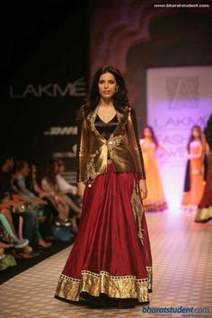 Lakme fashion week 2013...