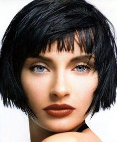 Chopped Bob hairstyle