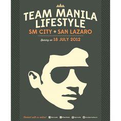 Team Manila Lifestyle Jose Rizal, Pinoy, Manila, Philippines, San, Lifestyle, Logos, Instagram Posts, Design