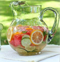 vitamin water recipes - Google Search