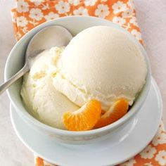 Old-Time Custard Ice Cream Recipe  --- Ice Cream like my Mom and Dad used to make.  Yummy!!!