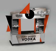 Vodka Brands by Leon Lazarus at Coroflot.com