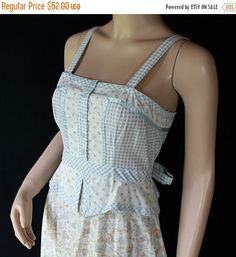 ON SALE Gunne Sax Dress / Vintage Wedding / by PetticoatsPlus