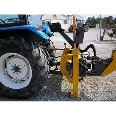 Moris Series 6 Backhoe Agriculture, Tractors