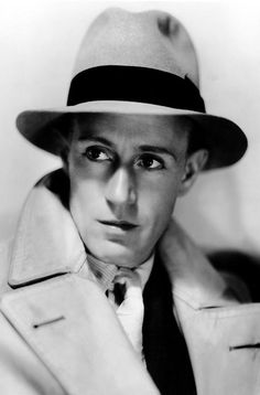 Leslie Howard, 1930s Photograph