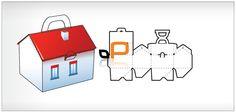 PACKAGING: Formatos para diseño envases, cajas y envoltorios.