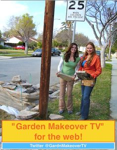 Garden makeover tv web series on pinterest Gardening tv shows online