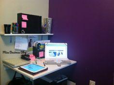 Fun Weekend Idea: Build a desk for under $50