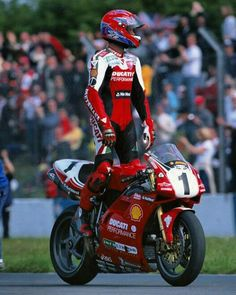 Ducati 996 RS, Fogarty