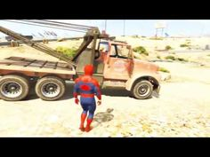 Fun Superhero Movie for Kids - SPIDERMAN Saves Lightning McQueen! Spider-Man is a fictional superhero appearing in American comic books published by Marvel C. Cars Cartoon, Cartoon Fun, Cool Cartoons, Kids Nursery Rhymes Songs, Kids Songs, Spiderman 2016, Spiderman And Frozen, Real Life Video, Spider Webs