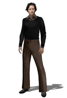 Digital Costume Illustration - Phillip Boutte Jr. X-Men: Days of Future Past, costume designer Louise Mingenbach - Tyranny of Style