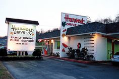 Harvest Drive-In, Marion, NC