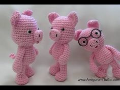 written pattern here http://www.amigurumitogo.com/2014/06/little-bigfoot-pig-amigurumi-pattern-free.html