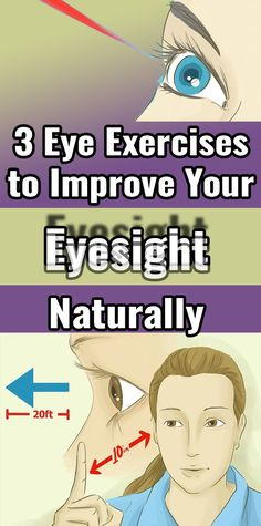3 Eye Exercises to Improve Your Eyesight Naturally bucal frases Eye Wrinkle Treatment, Healthy Eyes, Healthy Aging, Eyes Problems, Natural Beauty Tips, How To Get Rid, Health And Beauty, Improve Yourself, Ideas