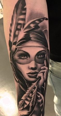 Tattoo ideas 20 Coolest Forearm Tattoos For Men Chicano Tattoos Sleeve, Tattoos 3d, Cool Forearm Tattoos, Badass Tattoos, Sleeve Tattoos For Women, Tattoo Sleeve Designs, Trendy Tattoos, Body Art Tattoos, Tattoos For Guys