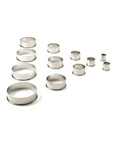 Look at this Round 12-Piece Cutter Set on #zulily today!