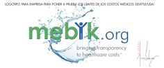 Diseño de Logotipo para Empresa encargada de poner a prueba los costos médicos  ( Seattle / USA)