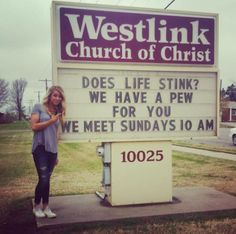 18 Church Signs That Jesus Definitely Did Not Approve