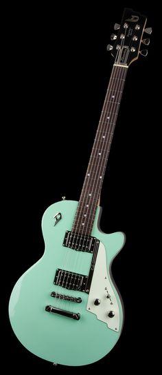Duesenberg Guitars Starplayer Special Surf Green