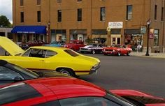Cruise In - Elkton, KY - Exhibits - Events