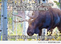 We Want More Canadian Memes