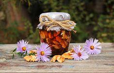 de la Mejika: Ořechy v medu