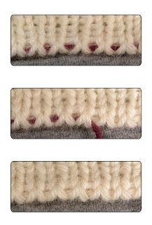 Techknitter tubular cast on
